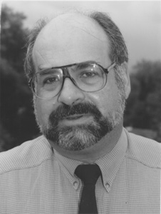 Picture of Judge John Goldring (1943-2009) . Photo courtesy of the Australian Law Reform Commission.